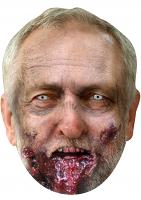 Jeremy Corbyn Zombie - Cardboard Mask