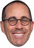 Jerry Seinfeld Mask