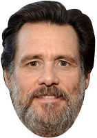 Jim Carey Beard Mask