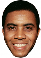 Jimmy Ruffin Mask