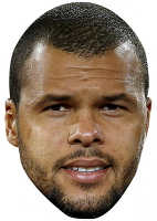 Jo-Wilfried Tsonga Mask