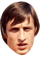 Johan Cruyff Young Mask