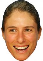 Johanna Konta Mask