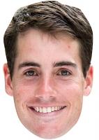 John Isner Mask