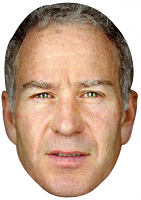 John McEnroe Mask