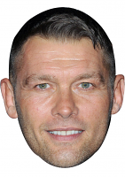 John Partridge Mask