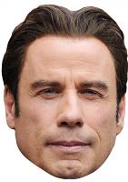 John Travolta Mask