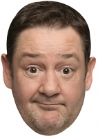 Johnny Vegas Mask