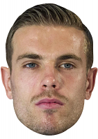 Jordan Henderson Mask