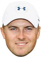Jordan Spieth Mask