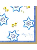 Judaica Plastic Tablecloth