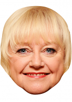 Judy Finnigan Mask