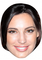 Kelly Brook Mask