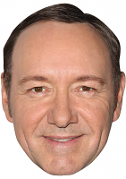 Kevin Spacey Face Mask