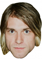 Kurt Cobain Mask