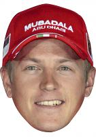 Kimi Raikkonen Mask