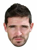 Kyle Lafferty Mask