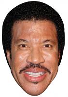 Lionel Richie Mask
