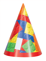 Lego Building Blocks Party hats
