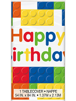 Lego Building Blocks Table cover
