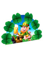 Leprechaun Pop Over Centrepiece