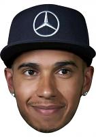 Lewis Hamilton Cap Mask