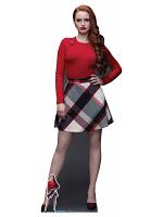Lifesize Cardboard Cutout Cheryl Blossom (Madelaine Petsch Riverdale)