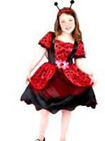 Little Lady Bug Costume, Size's Available, S/M