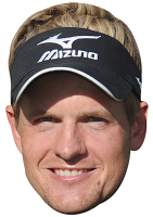 Luke Donald Mask