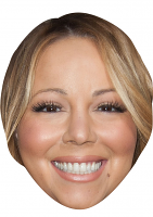 Mariah Carey Mask