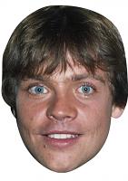 Mark Hamill mask (young)