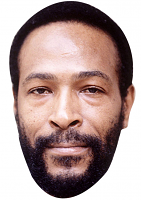 Marvin Gaye Mask