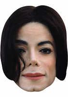 Michael Jackson Mask (Make Up)