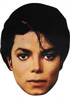 Michael Jackson Mask (Bad)