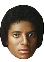 Michael Jackson Mask (Off The Wall)