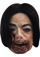 Michael Jackson Zombie - Cardboard Mask