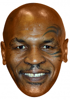 Mike Tyson Mask