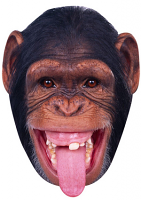 MONKEY TONGUE MASK