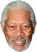 MORGAN FREEMAN MASK