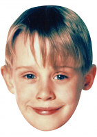 MACAULAY CULKIN MASK