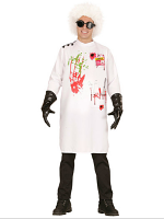 Mad Scientist (Lab Coat Gloves)
