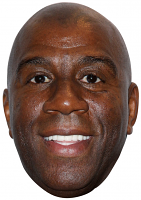 Magic Johnson Mask