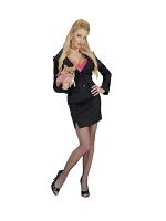 Manhattan Girl (Jacket Skirt Lace Bra)