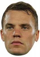 Manuel Neuer Mask (Germany)