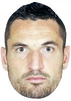Marcin Wasilewski Mask