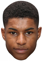 Marcus Rashford Mask
