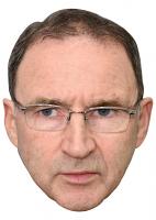 Martin O'Neill Mask