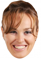 Martina Hingis Mask