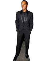 Marvin Humes JLS Lifesize Cardboard Cutout