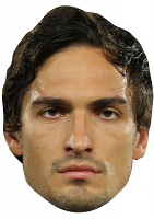 Mats Hummels Mask (Germany)